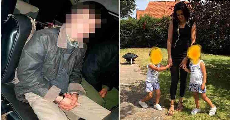 اهتمام إعلامي بجريمة قتل مهاجر سوري بالدنمارك لزوجته رجما بالحجارة صور